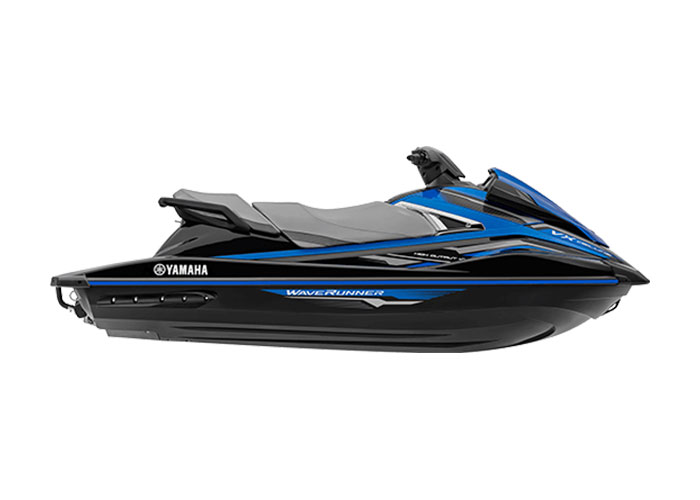 2018 Yamaha VX Deluxe in Lowell, North Carolina
