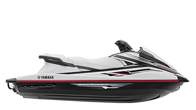 2018 Yamaha VX Deluxe in South Haven, Michigan - Photo 1