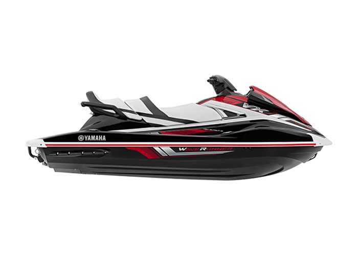 2018 Yamaha VX Limited in Danbury, Connecticut