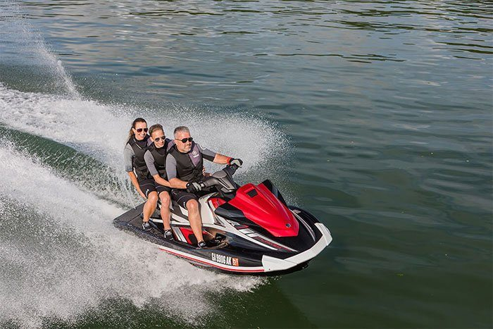 2018 Yamaha VX Limited in Port Washington, Wisconsin