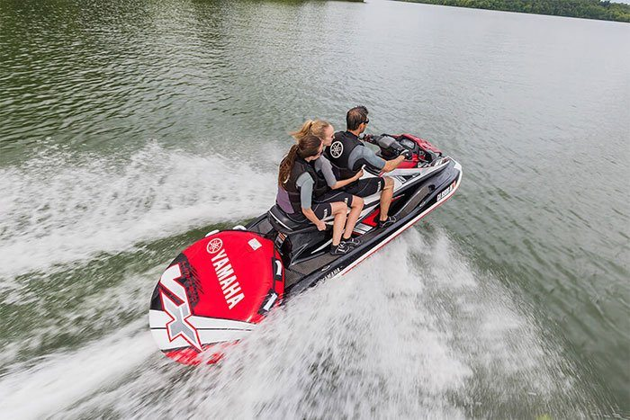 2018 Yamaha VX Limited in Superior, Wisconsin