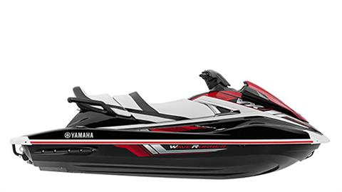 2018 Yamaha VX Limited in Darien, Wisconsin