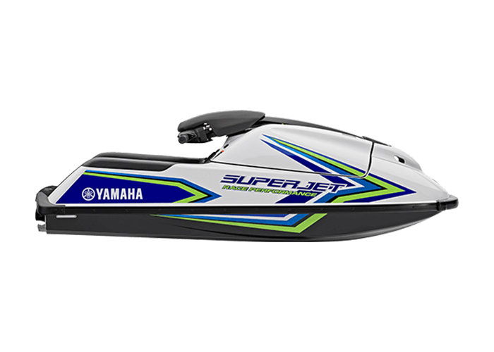 2018 Yamaha SuperJet in Bellevue, Washington