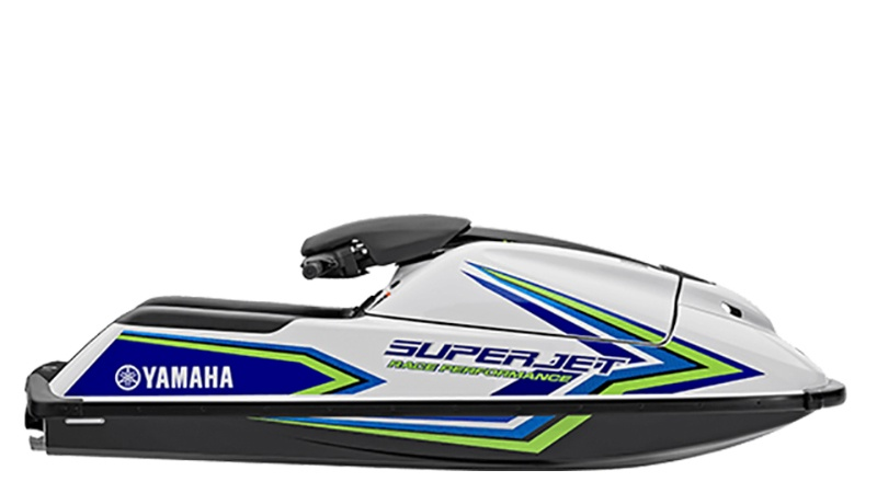 2018 Yamaha SuperJet in Jasper, Alabama