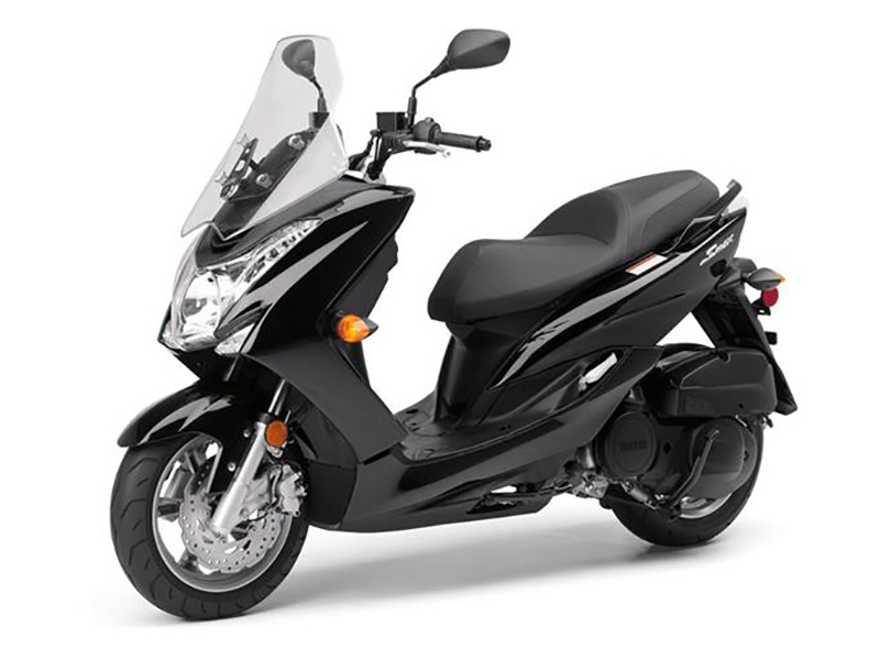 2018 Yamaha SMAX in Phillipston, Massachusetts