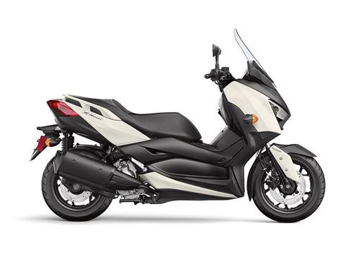 2018 Yamaha XMAX in Berkeley, California