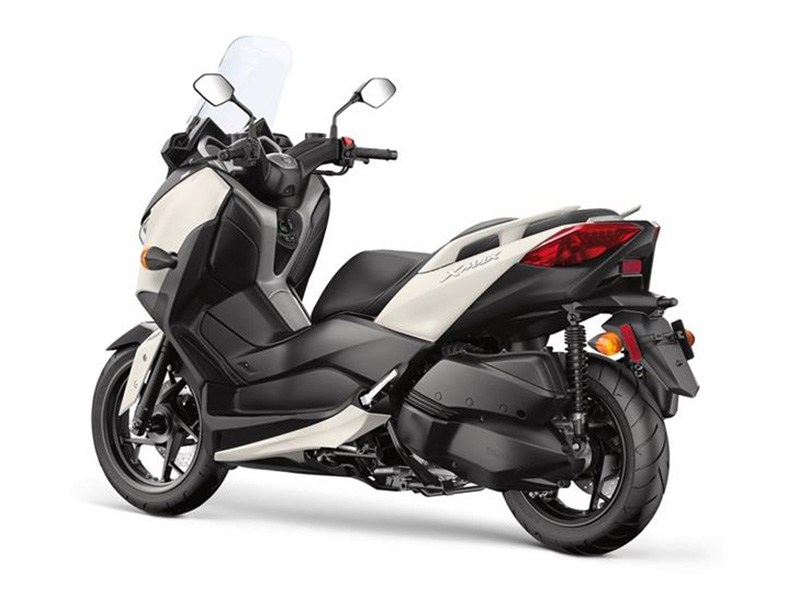 2018 Yamaha XMAX in Phillipston, Massachusetts