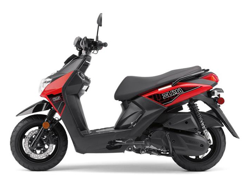 New 2018 yamaha zuma 125 scooters in san marcos ca for Yamaha installment financing