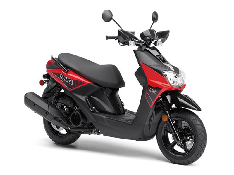 new 2018 yamaha zuma 125 scooters in ebensburg pa. Black Bedroom Furniture Sets. Home Design Ideas