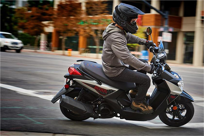 2018 Yamaha Zuma 125 in San Jose, California