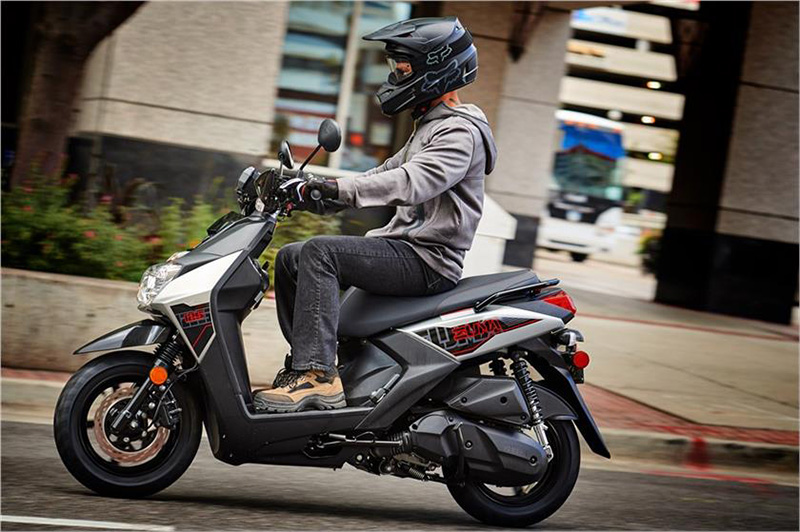 2018 Yamaha Zuma 125 in Sacramento, California