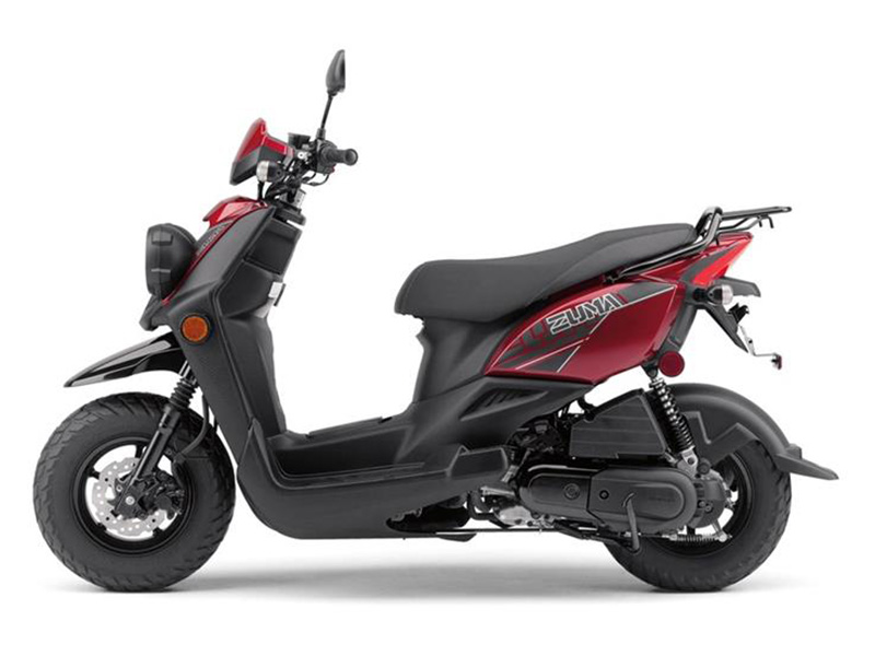 New 2018 yamaha zuma 50f scooters in kenner la stock for Yamaha dealers in louisiana