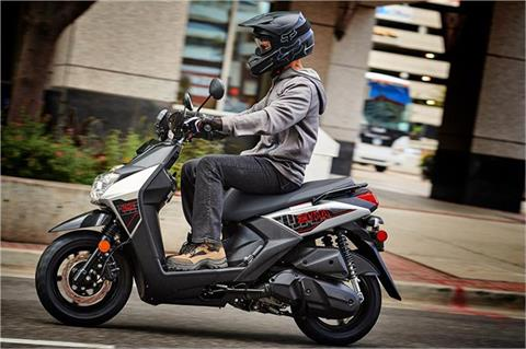 2018 Yamaha Zuma 50FX in Dayton, Ohio
