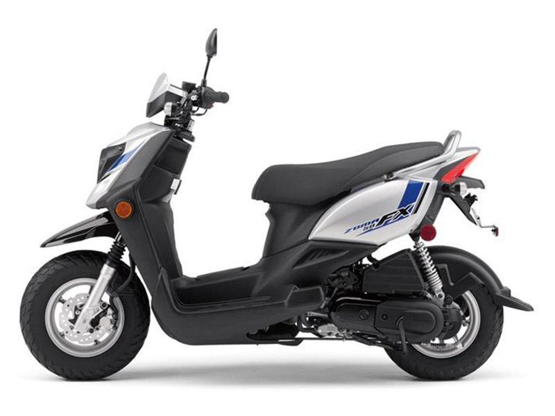 New 2018 yamaha zuma 50fx scooters in stillwater ok for Yamaha of stillwater