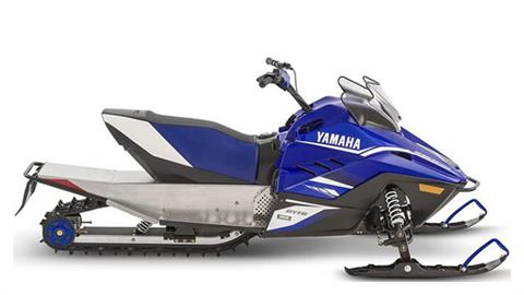 2018 Yamaha SnoScoot in Saint Johnsbury, Vermont