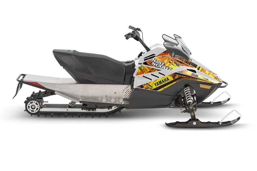 new 2018 yamaha snoscoot snowmobiles in pine grove pa