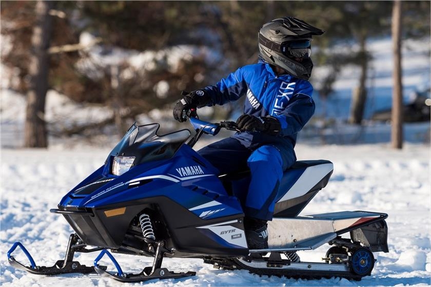 2018 Yamaha SnoScoot in Belle Plaine, Minnesota