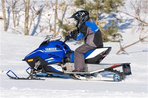 2018 Yamaha SnoScoot in Fond Du Lac, Wisconsin