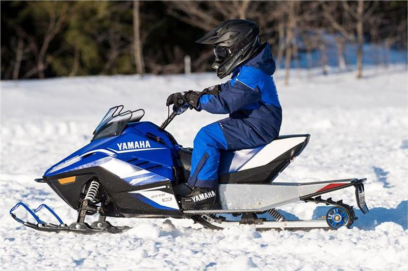 2018 Yamaha SnoScoot in Geneva, Ohio - Photo 7