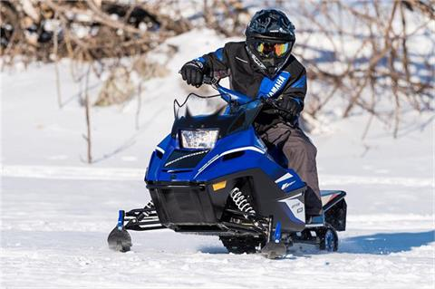 2018 Yamaha SnoScoot in Ebensburg, Pennsylvania