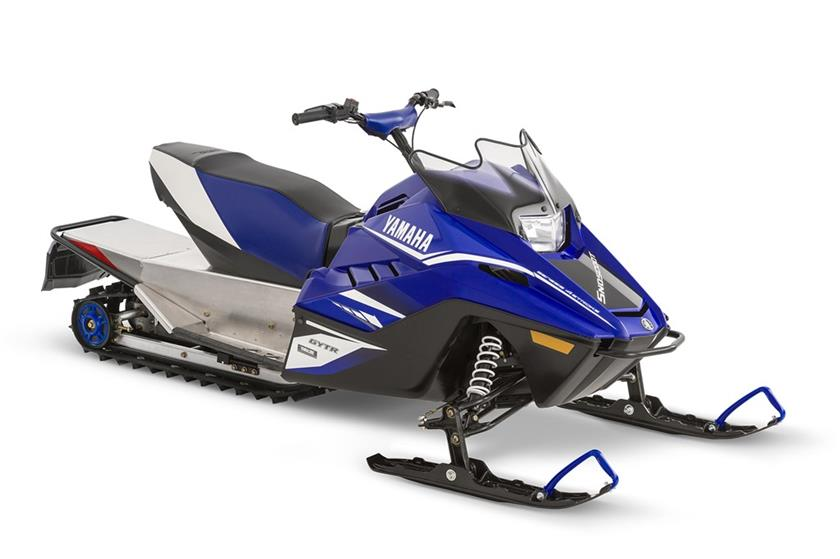 new 2018 yamaha snoscoot snowmobiles in huron oh stock
