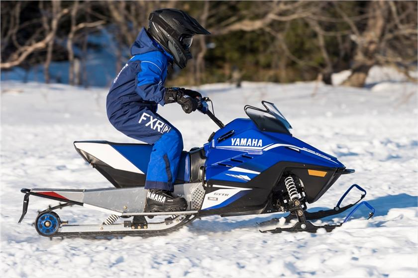 new 2018 yamaha snoscoot snowmobiles in wisconsin rapids