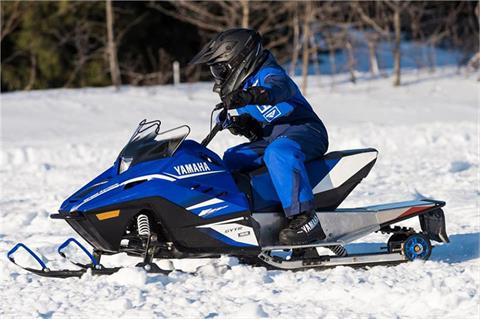 2018 Yamaha SnoScoot in Pine Grove, Pennsylvania