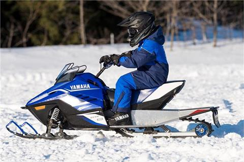 2018 Yamaha SnoScoot in Sandpoint, Idaho