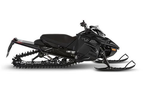 2018 Yamaha Sidewinder M-TX 153 in Dimondale, Michigan