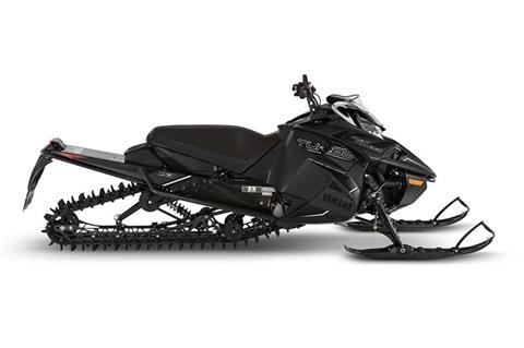 2018 Yamaha Sidewinder M-TX 153 in Tamworth, New Hampshire