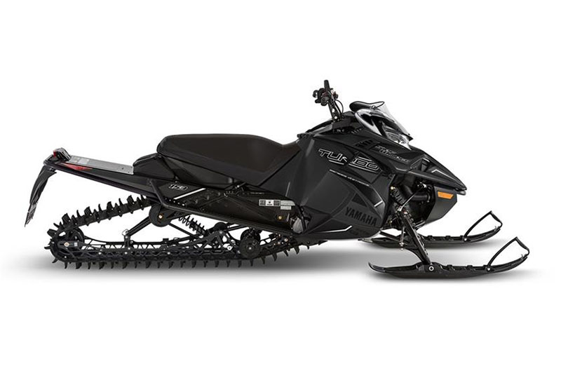 2018 Yamaha Sidewinder M-TX 153 in Johnson Creek, Wisconsin