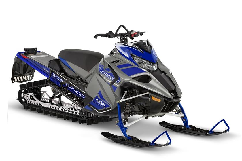 2018 Yamaha Sidewinder M-TX 162 in Johnstown, Pennsylvania
