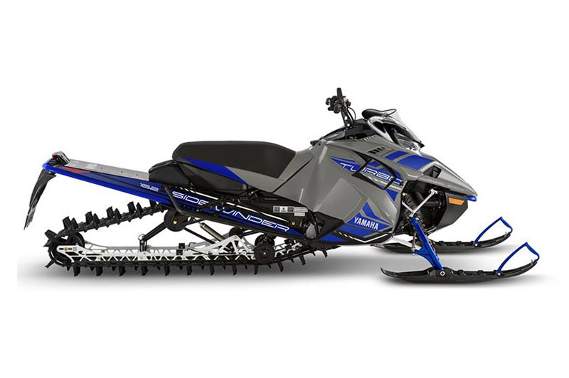 2018 Yamaha Sidewinder M-TX 162 in Tamworth, New Hampshire