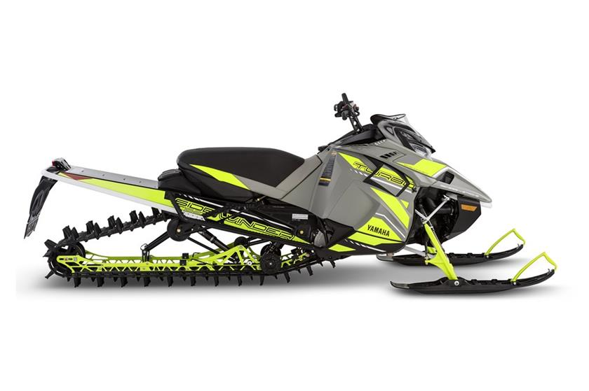 2018 Yamaha Sidewinder M-TX SE 162 in Tamworth, New Hampshire