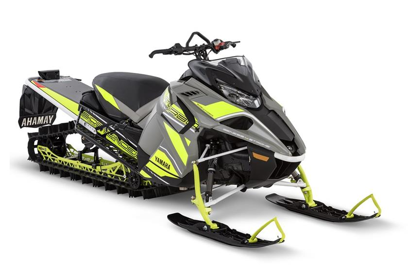 2018 Yamaha Sidewinder M-TX SE 162 in Denver, Colorado