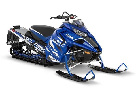 2018 Yamaha Sidewinder M-TX LE 153 in Port Washington, Wisconsin