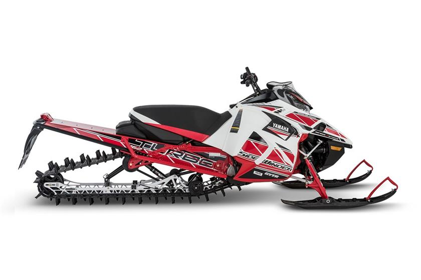 2018 Yamaha Sidewinder M-TX LE 162 50th in Lowell, North Carolina