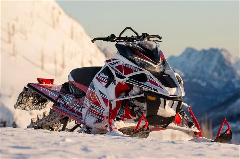 2018 Yamaha Sidewinder M-TX LE 162 50th in Port Washington, Wisconsin