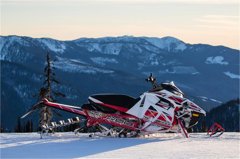 2018 Yamaha Sidewinder M-TX LE 162 50th in Monroe, Washington