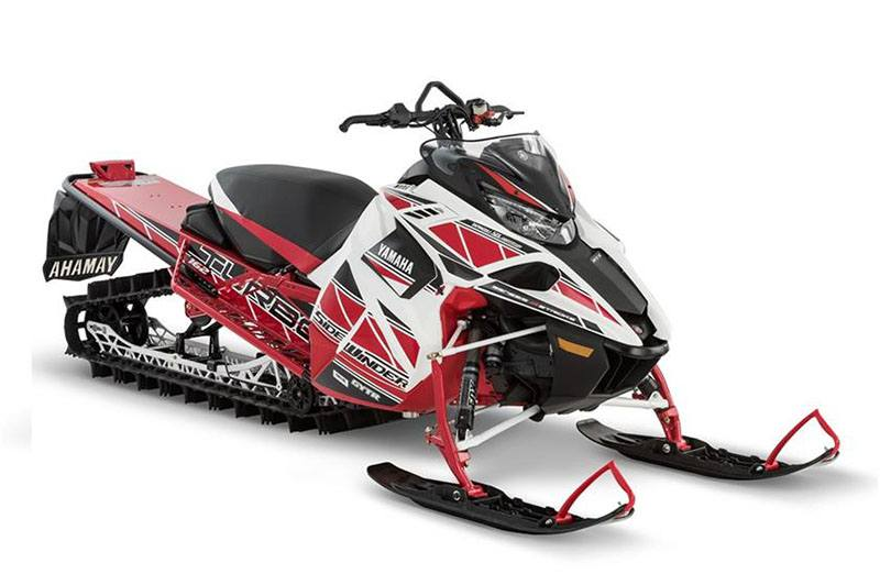 2018 Yamaha Sidewinder M-TX LE 162 50th in Tamworth, New Hampshire