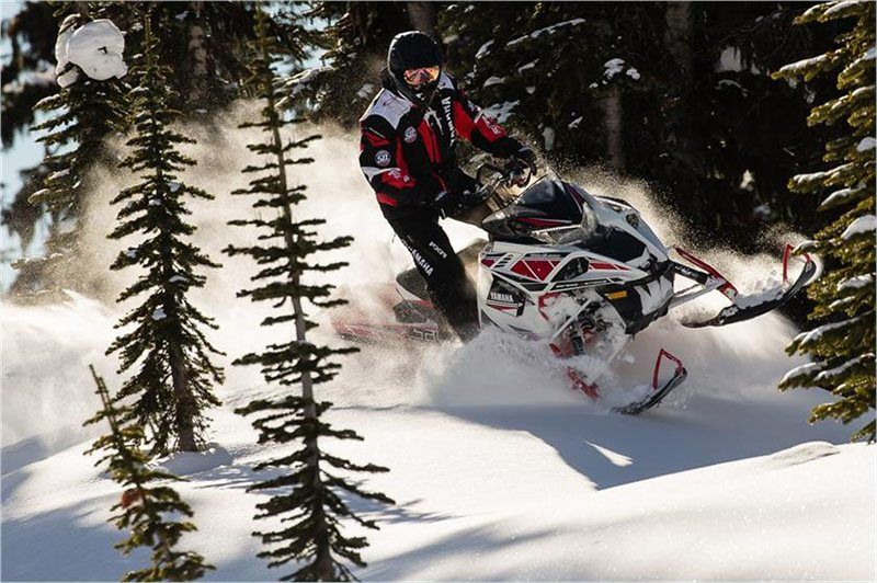 2018 Yamaha Sidewinder M-TX LE 162 50th in Johnson Creek, Wisconsin