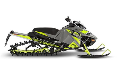 2018 Yamaha Sidewinder M-TX SE 153 in Dimondale, Michigan