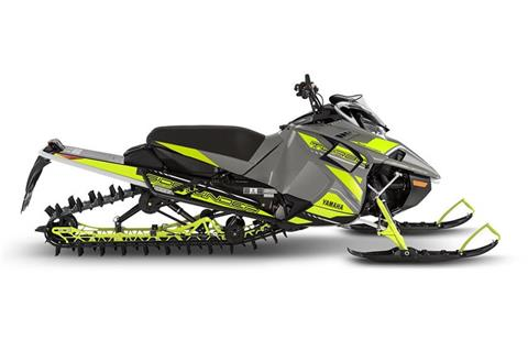 2018 Yamaha Sidewinder M-TX SE 153 in Johnstown, Pennsylvania