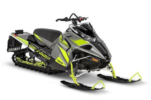 2018 Yamaha Sidewinder M-TX SE 153 in Derry, New Hampshire