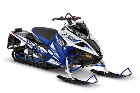 2018 Yamaha Sidewinder M-TX SE 153 in Phillipston, Massachusetts