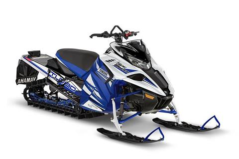 2018 Yamaha Sidewinder M-TX SE 153 in Johnson Creek, Wisconsin