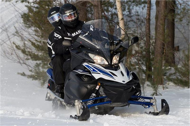2018 Yamaha RS Venture TF in Tamworth, New Hampshire