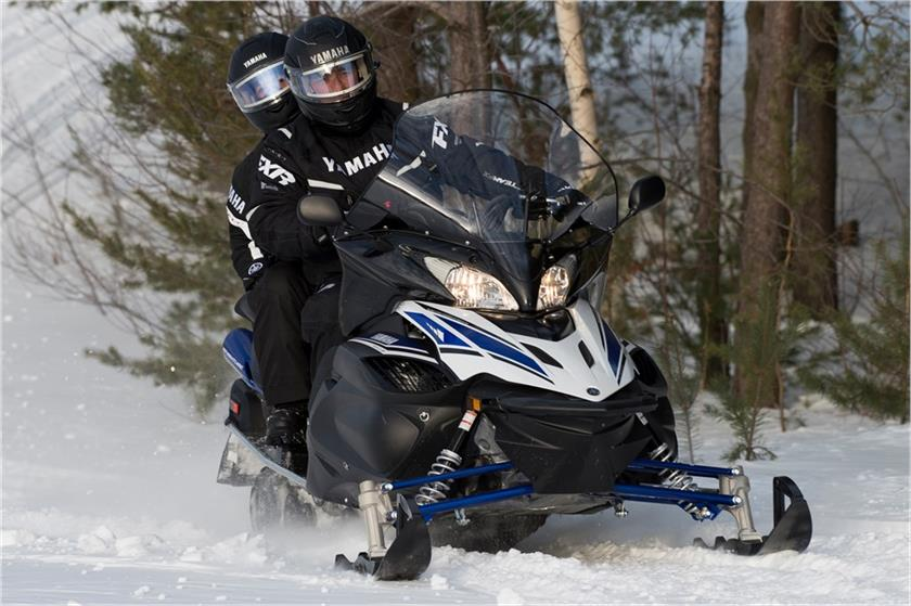 2018 Yamaha RS Venture TF BAT in Derry, New Hampshire