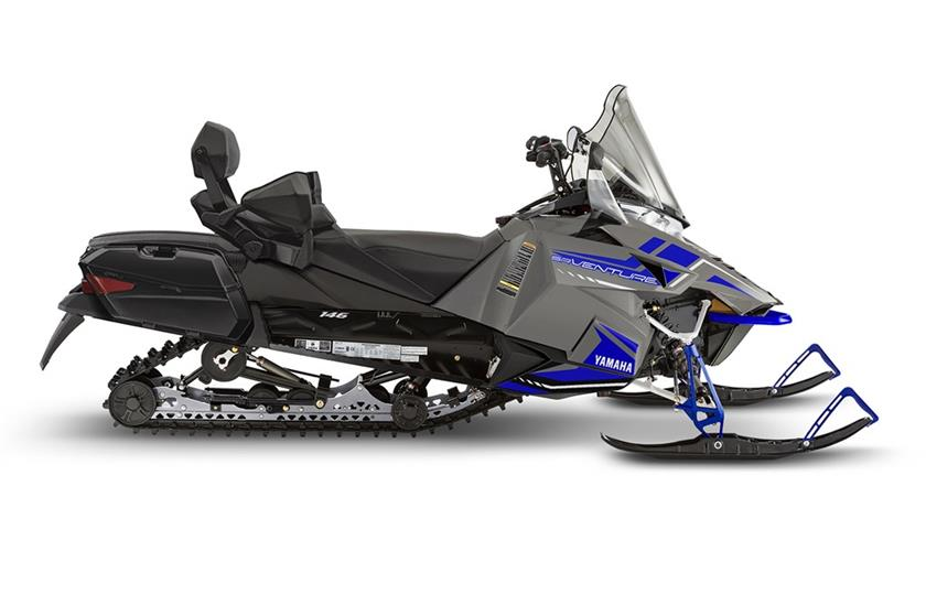 2018 Yamaha SRVenture DX in Lowell, North Carolina