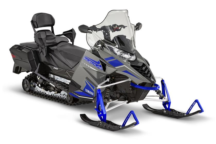 2018 Yamaha SRVenture DX in Phillipston, Massachusetts